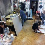 Gratia Artis - galeria prac uczestników - kursy na ASP